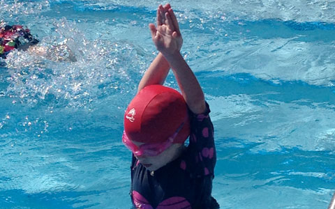Swimming Lessons Feedback